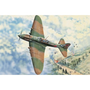 IL-2 M3 Ground Attack Aircraft 1/32