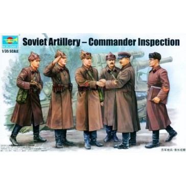 Soviet Art Commander 1/35