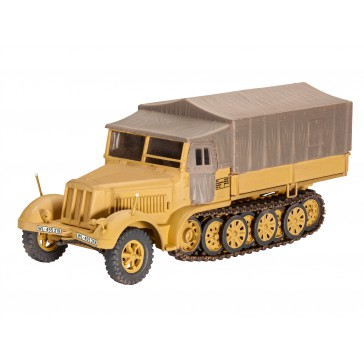 Sd.Kfz. 7 (Late Production) 1:72
