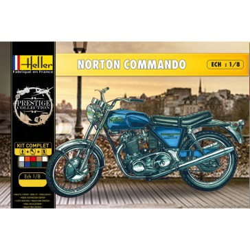 Norton Commando 1/8