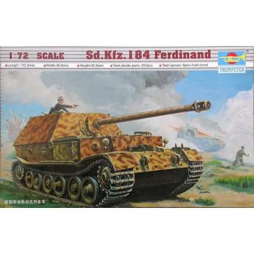 German Ferdinand 1/72