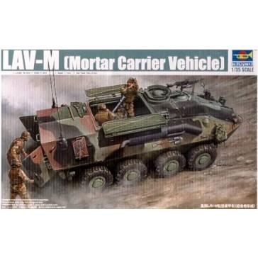 LAV-M Mortar Car Veh 1/35