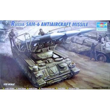 Russian SAM 6 Tank 1/35