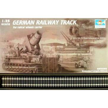 German Railway Track 1/35