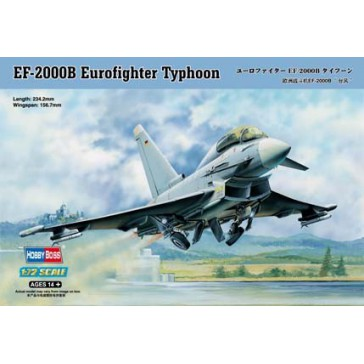 EF-2000B Eurofighter Typhoon 1/72
