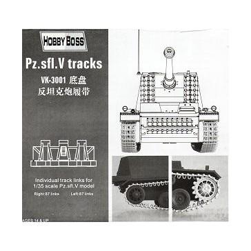 Pz.Sfl.IV Sturer Emil Tracks 1/35