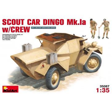 ScoutCar Dingo MK1A+cr 1/35