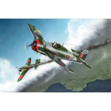 Britisch Fleet Hellcat MK I 1/48