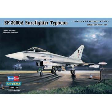 EF-2000A Eurofighter Typhoon 1/72