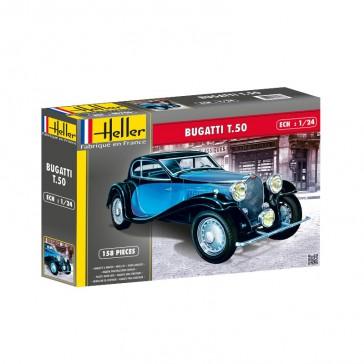 Bugatti T.50 1/24