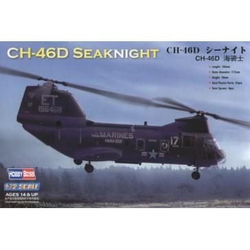 """American CH-46 """"Sea Knight"""" 1/72"""