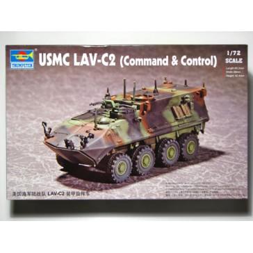 US LAV-C2 Command 1/72