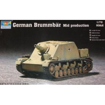 Brummbar Mid.Prod. 1/72