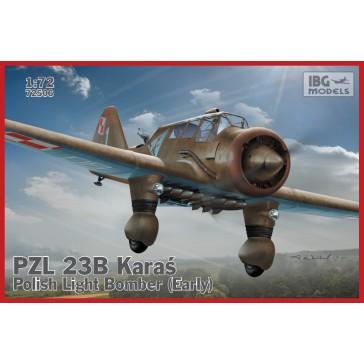 PZL 23B Karas Polish Light Bom.1/72