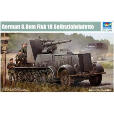 8.8cm Flak38 Selbstf.1/35