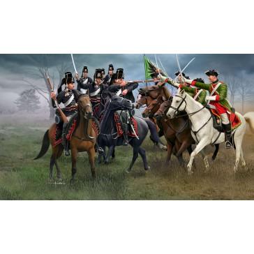 Seven Y.War(Austrian Dragoons & 1:72