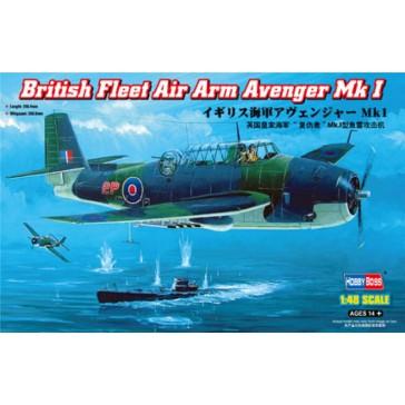 British Fleet Arm Avenger Mk 1 1/48
