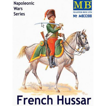French Hussar Napoleonic 1/32