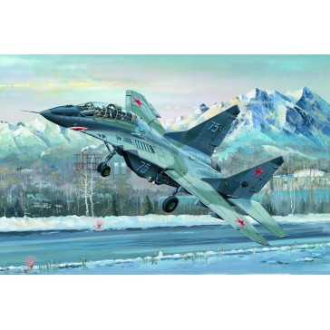 Russian MIG-29UB Fulcrum 1/32