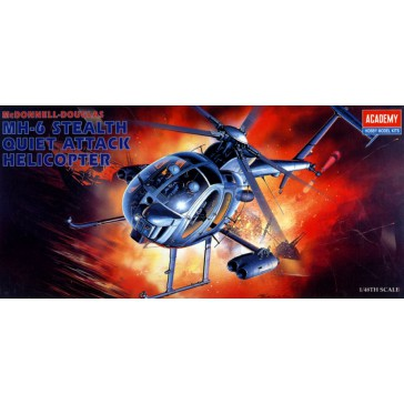 HUGHES MH-6 HELICOP. 1/48