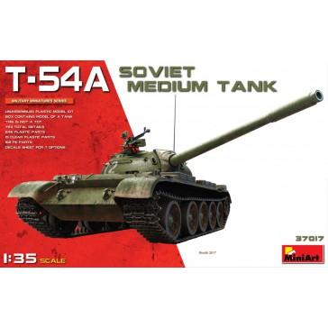 T54A Soviet Medium Tank 1/35