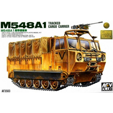 M548A1 Tracked Cargo Carrier 1/35
