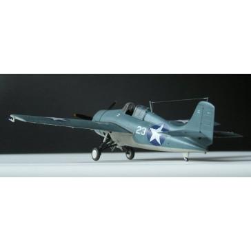 GRUMMAN F4F-4 WILDC. 1/72