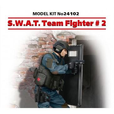 SWAT Team Fighter n°2 1/24