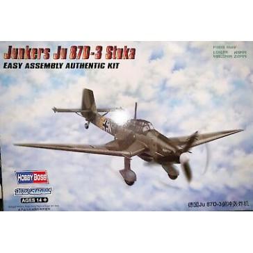 Junkers JU87D 3 Stukka 1/72