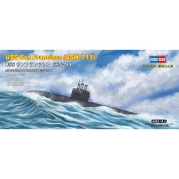 USS San Francisco (SSN-711) 1/700