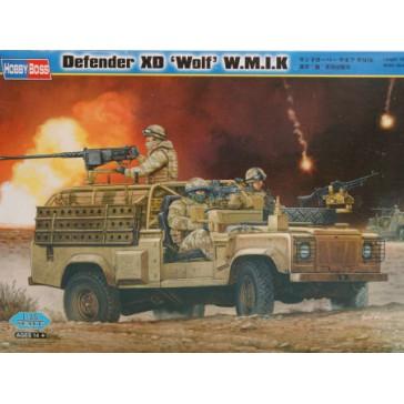 Land Rover Wolf WMIK 1/35