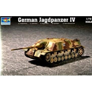 Germ Jagdpanzer IV 1/72