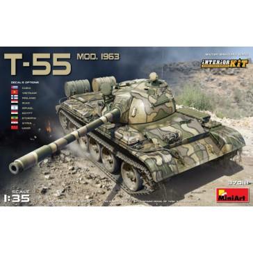 T-55 Mod.1963 Interioir Kit 1/35