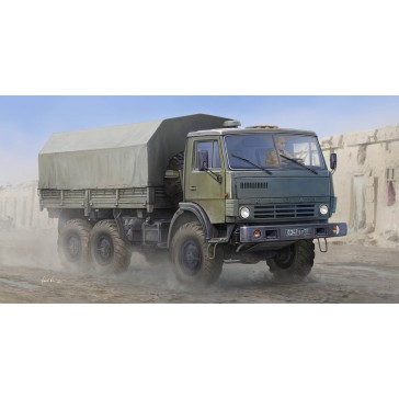 Russian Kamaz 4310 Truck 1/35
