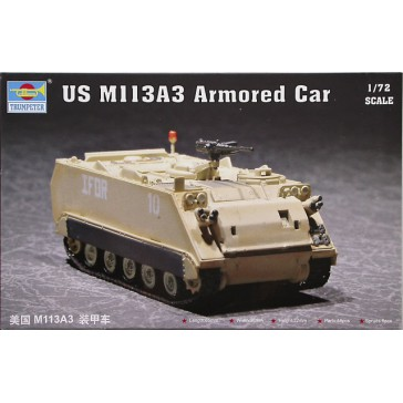 US M113A3 Tank 1/72