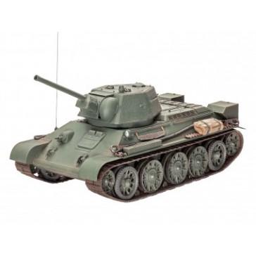 DISC.. T-34/76 (model 1943) 1:35