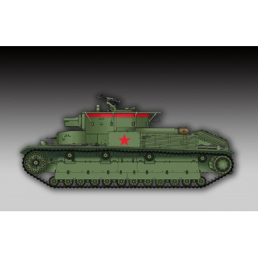 Soviet T-28 Med.Tank (Welded) 1/72