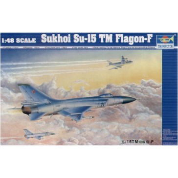 SU-15 TM Flagon - F 1/48