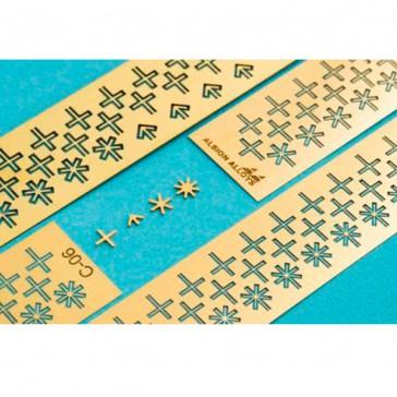 P/E Connecto Crosses 0.5mm