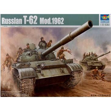 Russian T62 Medium 1/35
