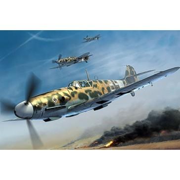 Messerschmitt Bf109G2 Trop 1/32