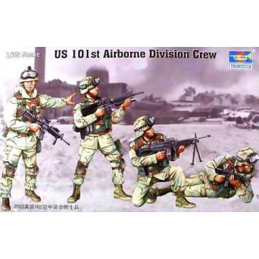 US AIRBONE DIV CREW 1/35