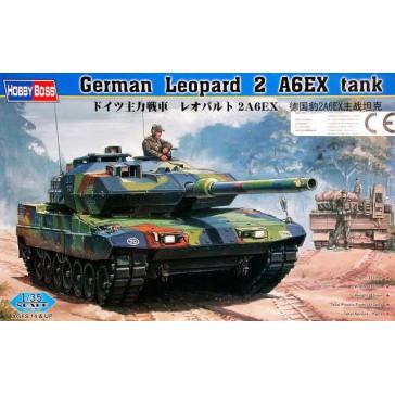 German Leopard 2 A6EX Tank 1/35