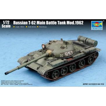 Russian T62 Main Battle 1962 1/72
