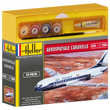 DISC.. Aerospatiale Caravelle 1/200