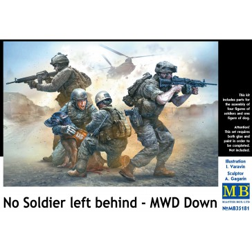 No Soldier Left Behind-MWD Down1/35