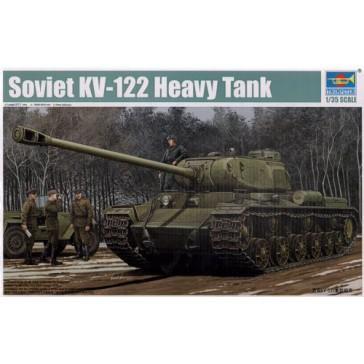 Soviet KV 122 Heavy Tank 1/35