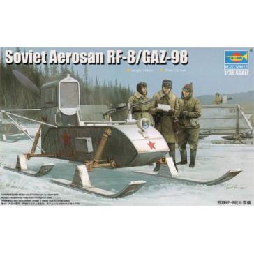 Soviet RF-8 Aerosan 1/35