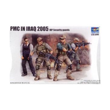 PMC in Iraq VIP Prot 1/35