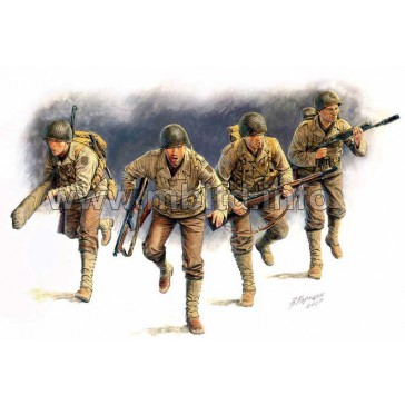 US Rangers Normandy '44 1/35